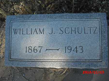 SCHULTZ, WILLIAM J. - Gila County, Arizona | WILLIAM J. SCHULTZ - Arizona Gravestone Photos