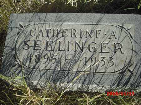 SEELINGER, CATHERINE  A. - Gila County, Arizona | CATHERINE  A. SEELINGER - Arizona Gravestone Photos