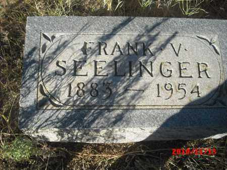 SEELINGER, FRANK - Gila County, Arizona | FRANK SEELINGER - Arizona Gravestone Photos