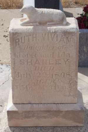 SHANLEY, RUTH VIVIAN - Gila County, Arizona   RUTH VIVIAN SHANLEY - Arizona Gravestone Photos