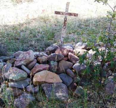 SHEEPHERDER, UNKNOWN NAVAJO - Gila County, Arizona | UNKNOWN NAVAJO SHEEPHERDER - Arizona Gravestone Photos