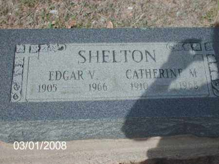 SHELTON, CATHERINE M. - Gila County, Arizona | CATHERINE M. SHELTON - Arizona Gravestone Photos
