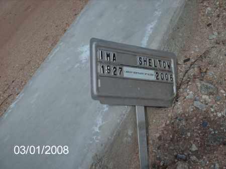 SHELTON, IMA - Gila County, Arizona | IMA SHELTON - Arizona Gravestone Photos