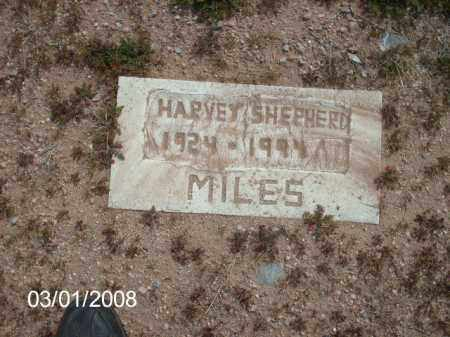 SHEPHERD, HARVEY - Gila County, Arizona | HARVEY SHEPHERD - Arizona Gravestone Photos