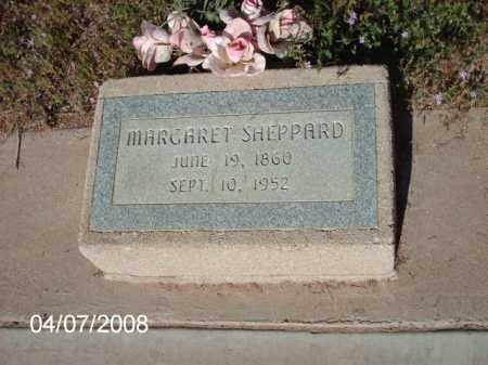SHEPPARD, MARGARET - Gila County, Arizona | MARGARET SHEPPARD - Arizona Gravestone Photos
