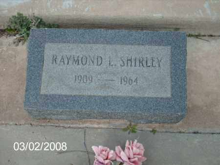 SHIRLEY, RAYMOND - Gila County, Arizona | RAYMOND SHIRLEY - Arizona Gravestone Photos