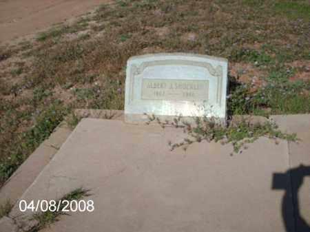 SHOCKLEY, ALBERT - Gila County, Arizona | ALBERT SHOCKLEY - Arizona Gravestone Photos