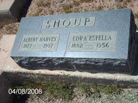 SHOUP, ALBERT - Gila County, Arizona   ALBERT SHOUP - Arizona Gravestone Photos