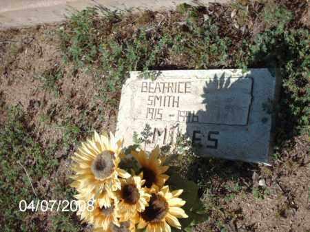 SMITH, BEATRICE - Gila County, Arizona | BEATRICE SMITH - Arizona Gravestone Photos