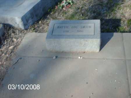 SMITH, HATTIE - Gila County, Arizona | HATTIE SMITH - Arizona Gravestone Photos