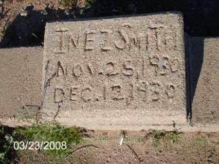 SMITH, INEZ - Gila County, Arizona | INEZ SMITH - Arizona Gravestone Photos