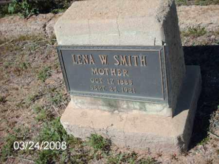 SMITH, LENA - Gila County, Arizona | LENA SMITH - Arizona Gravestone Photos