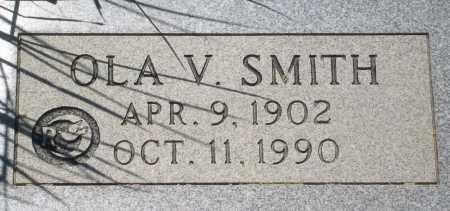 KIRK SMITH, OLA - Gila County, Arizona | OLA KIRK SMITH - Arizona Gravestone Photos