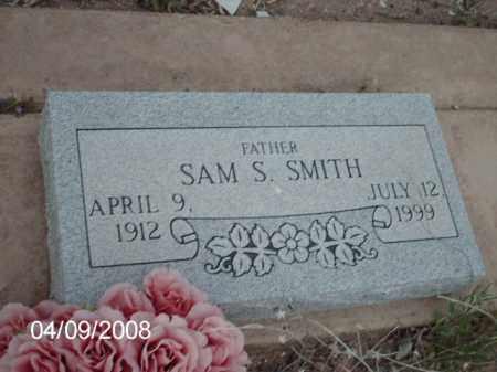 SMITH, SAM S. - Gila County, Arizona | SAM S. SMITH - Arizona Gravestone Photos