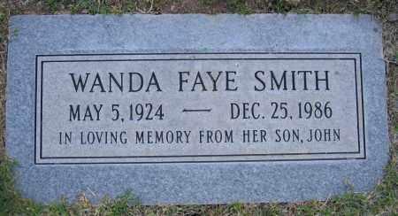 SMITH, WANDA - Gila County, Arizona | WANDA SMITH - Arizona Gravestone Photos
