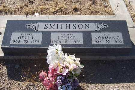 SMITHSON, ODIS L. - Gila County, Arizona   ODIS L. SMITHSON - Arizona Gravestone Photos