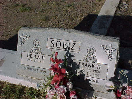 SOLIZ, FRANK  H. - Gila County, Arizona | FRANK  H. SOLIZ - Arizona Gravestone Photos