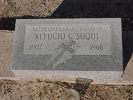 SOQUI, REFUGIO - Gila County, Arizona | REFUGIO SOQUI - Arizona Gravestone Photos