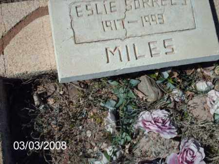 SORRELS, ESLIE - Gila County, Arizona | ESLIE SORRELS - Arizona Gravestone Photos