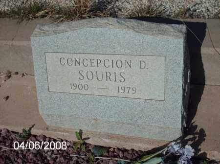 SOURIS, CONCEPCION D. - Gila County, Arizona | CONCEPCION D. SOURIS - Arizona Gravestone Photos
