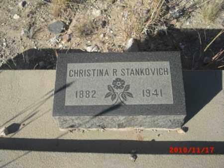 STANKOVICH, CHRISTINA R. - Gila County, Arizona | CHRISTINA R. STANKOVICH - Arizona Gravestone Photos