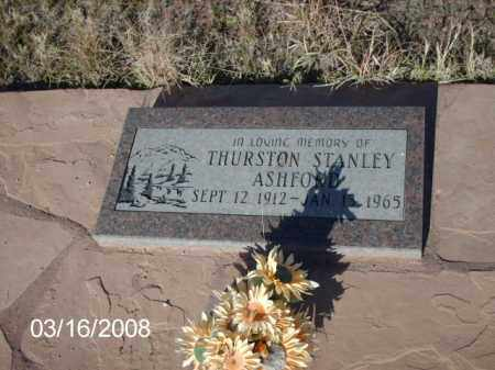 STANLEY, THURSTON - Gila County, Arizona | THURSTON STANLEY - Arizona Gravestone Photos