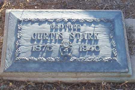 STARK, CURTIS - Gila County, Arizona | CURTIS STARK - Arizona Gravestone Photos