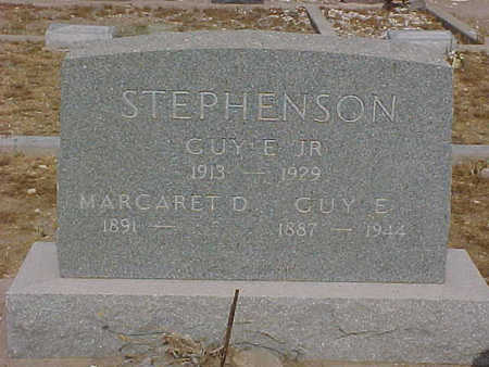 STEPHENSON, GUY  E. - Gila County, Arizona | GUY  E. STEPHENSON - Arizona Gravestone Photos