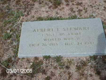 STEWART, ALBERT - Gila County, Arizona | ALBERT STEWART - Arizona Gravestone Photos
