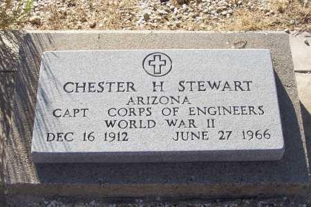 STEWART, CHESTER H. - Gila County, Arizona | CHESTER H. STEWART - Arizona Gravestone Photos