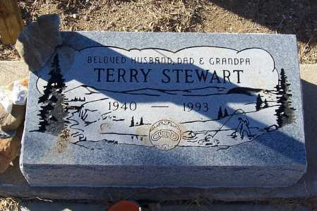 STEWART, TERRY - Gila County, Arizona   TERRY STEWART - Arizona Gravestone Photos
