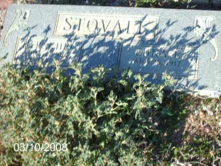 STOVALL, EDNA - Gila County, Arizona   EDNA STOVALL - Arizona Gravestone Photos