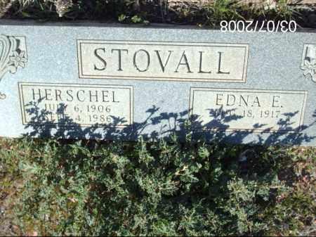 STOVALL, HERSCHEL - Gila County, Arizona | HERSCHEL STOVALL - Arizona Gravestone Photos