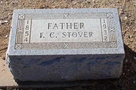 STOVER, F.C. - Gila County, Arizona | F.C. STOVER - Arizona Gravestone Photos