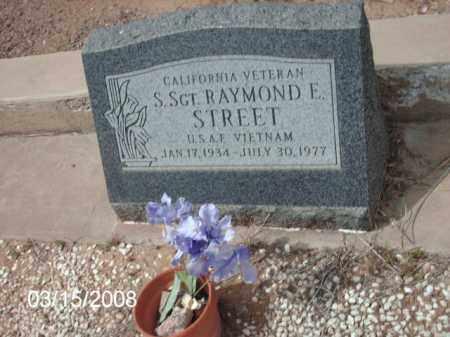 STREET, RAYMOND - Gila County, Arizona | RAYMOND STREET - Arizona Gravestone Photos