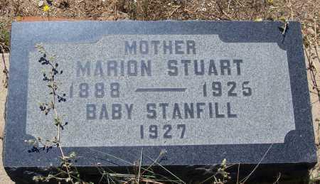 STUART, MARION - Gila County, Arizona | MARION STUART - Arizona Gravestone Photos