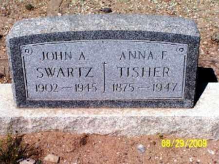 SWARTZ, JOHN ADAM - Gila County, Arizona   JOHN ADAM SWARTZ - Arizona Gravestone Photos