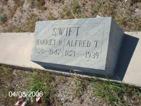 SWIFT, HARRIET N. - Gila County, Arizona | HARRIET N. SWIFT - Arizona Gravestone Photos