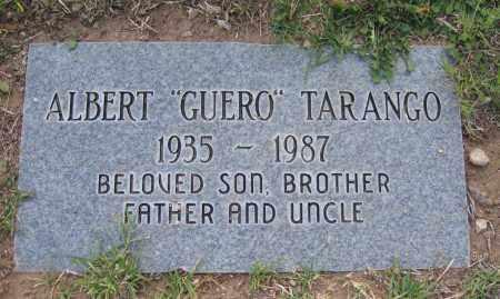 TARANGO, ALBERT - Gila County, Arizona | ALBERT TARANGO - Arizona Gravestone Photos
