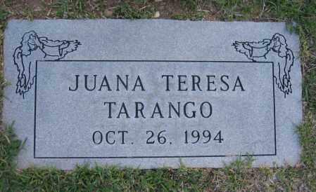 TARANGO, JUANA - Gila County, Arizona | JUANA TARANGO - Arizona Gravestone Photos