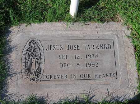 TARANGO, JESUS JOSE - Gila County, Arizona | JESUS JOSE TARANGO - Arizona Gravestone Photos