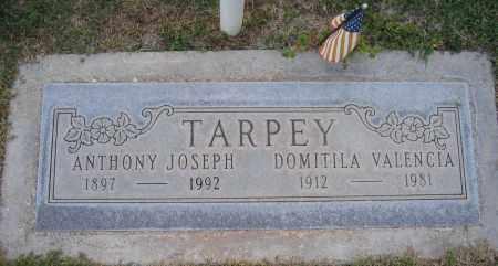TARPEY, ANTHONY - Gila County, Arizona   ANTHONY TARPEY - Arizona Gravestone Photos