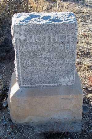 HEDDEN TARR, MARY F. - Gila County, Arizona | MARY F. HEDDEN TARR - Arizona Gravestone Photos