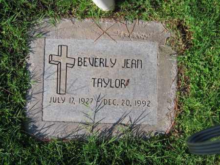 TAYLOR, BEVERLY JEAN - Gila County, Arizona | BEVERLY JEAN TAYLOR - Arizona Gravestone Photos