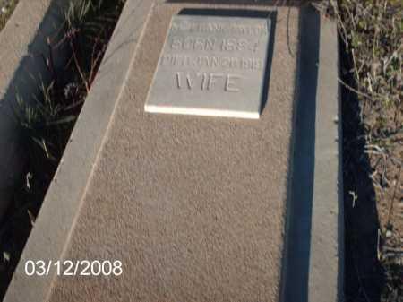 TAYLOR, FRANK - Gila County, Arizona | FRANK TAYLOR - Arizona Gravestone Photos