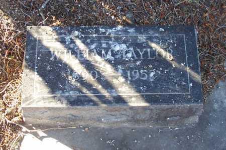 TAYLOR, WILLIAM - Gila County, Arizona | WILLIAM TAYLOR - Arizona Gravestone Photos
