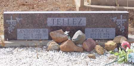 TELLEZ, ROSA C. - Gila County, Arizona | ROSA C. TELLEZ - Arizona Gravestone Photos