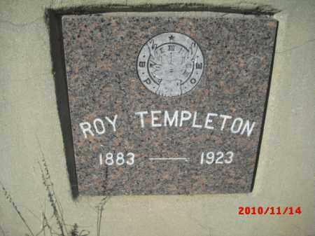 TEMPLETON, ROY - Gila County, Arizona   ROY TEMPLETON - Arizona Gravestone Photos