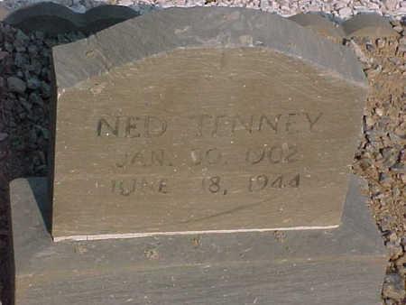 TENNEY, NED - Gila County, Arizona | NED TENNEY - Arizona Gravestone Photos