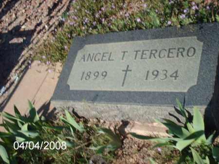 TERCERO, ANGEL  T. - Gila County, Arizona   ANGEL  T. TERCERO - Arizona Gravestone Photos